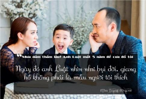 Hanh phuc am ap cua 3 cap vo chong noi tieng lang hai Viet