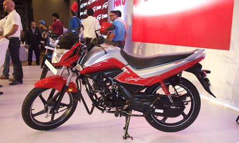 Hero Splendor iSmart 110 - xe côn tay giá 800 USD tại Ấn Độ