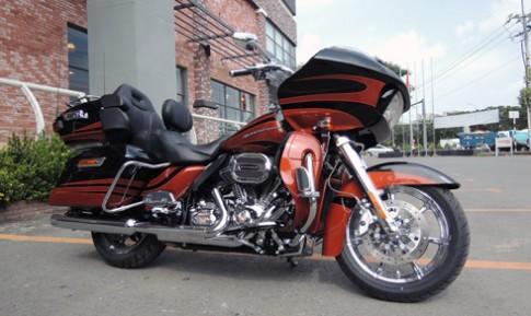 Hinh anh chi tiet Harley-Davidson Road Glide CVO 2016