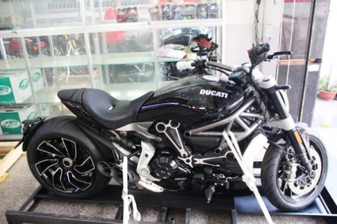 Hinh anh Ducati X Diavel 2016