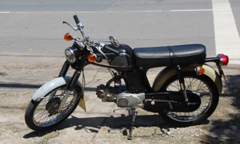 Honda 67 – 'hang doc' suu tam tai Sai Gon