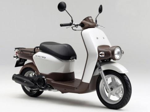 Honda Benly 110 - chu vit ngo nghinh