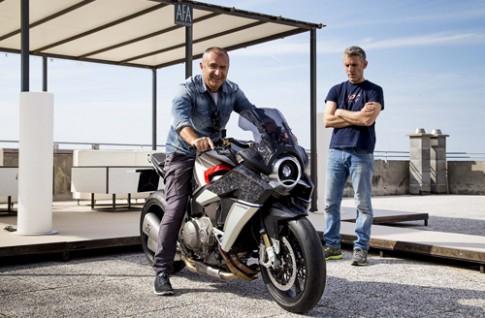 Honda Burasca 1200 - khi chat Italy ket hop Nhat