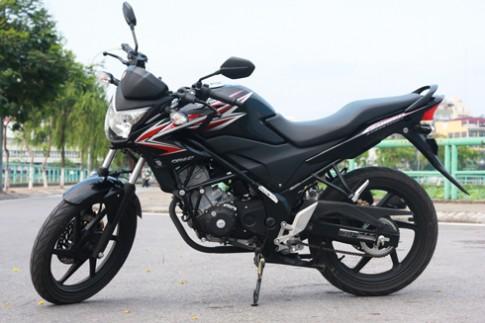 Honda CB150R Streetfire có giá 105 triẹu tại Viẹt Nam