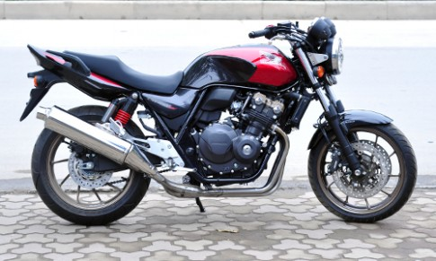 Honda CB400 Super Four 2015 bản đặc biệt tại Hà Nội