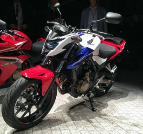 Honda CB500F 2016 - nang cap de canh tranh