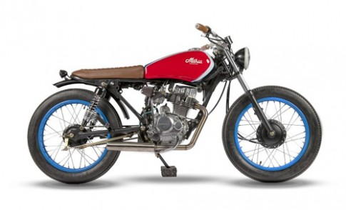 Honda CG125 do