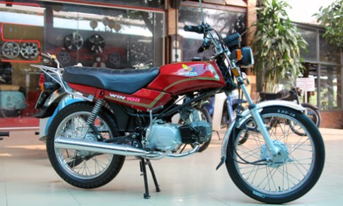 Honda côn tay của những năm 90