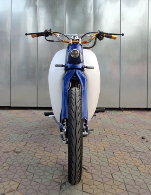 Honda Cub 78 do o Sai Gon