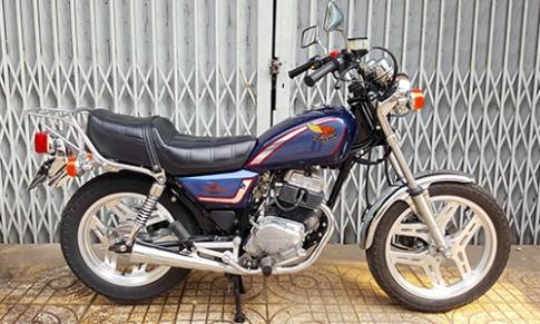 Honda Custom LA250 1984 phuc che ve nguyen ban o Sai Gon