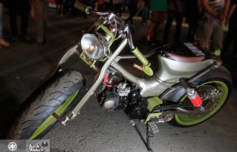 Honda Dream - huyen thoai phong cach nha binh