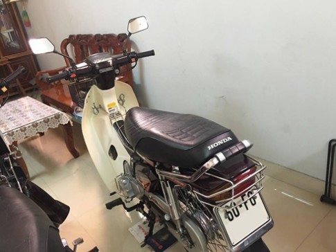 Honda Dream Thai 'sang tay' gia 150 trieu dong