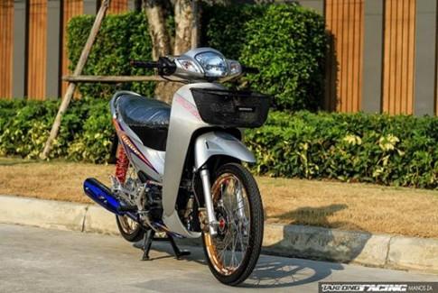 Honda Future 2 van am tham lang le hoi sinh