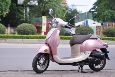Honda Metropolitan - xe tay ga độc cho phái đẹp