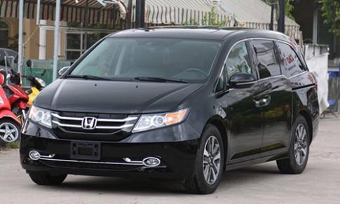 Honda Odyssey 2016 bản Touring Elite xuất Mỹ về Việt Nam