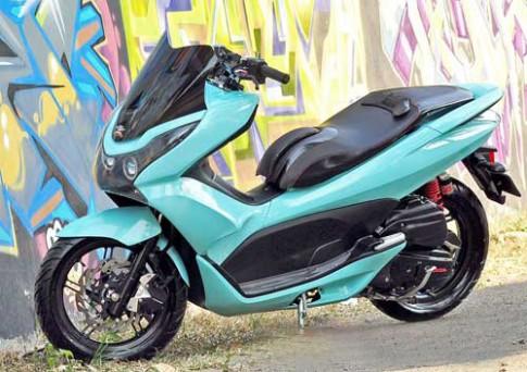 Honda PCX 150 màu lạ