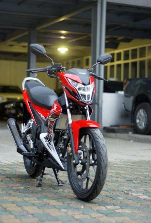 Honda Sonic 150R tai Ha Noi