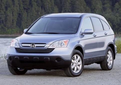 Honda tăng trưởng mạnh nhờ CR-V