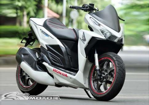 Honda Vario 150 - nang cap xe ga the thao
