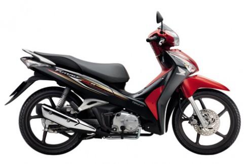 Honda Viet Nam gioi thieu Future 125 moi