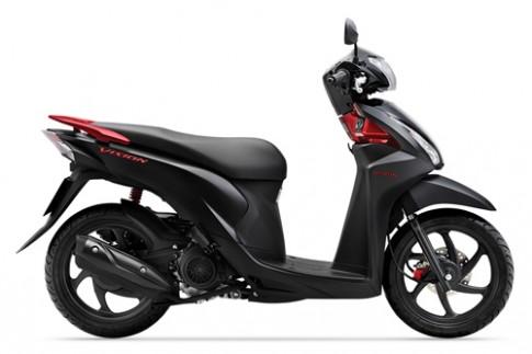 Honda Vision phien ban moi gia 29,99 trieu dong