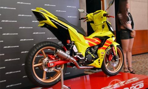 Honda Winner 150 độ RCB tại Malaysia