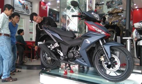 Honda Winner 150 doi gia 5 trieu dong