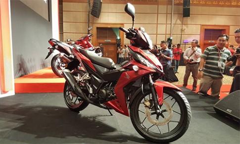 Honda Winner 150 gia tu 2.000 USD tai Malaysia