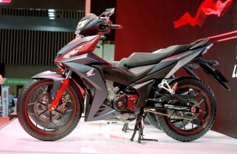 Honda Winner va Yamaha Exciter - cuoc dua moi tai Viet Nam