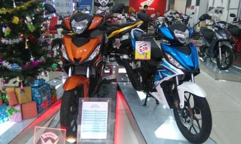 Honda Winner xuong gia