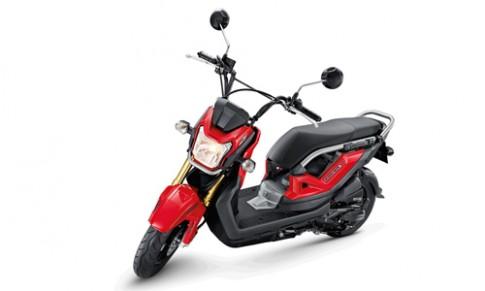 Honda Zoomer-X 2016 - thiet ke moi gia 1.600 USD