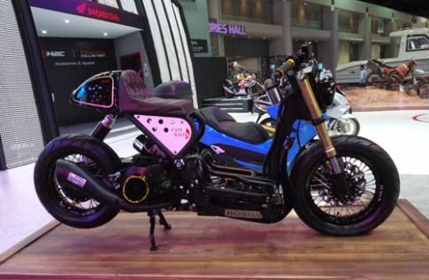 Honda Zoomer - xe ga cá tính kiểu cafe racer