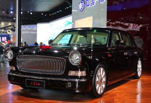 Hong Ky L5 - Bentley Mulsanne cua Trung Quoc