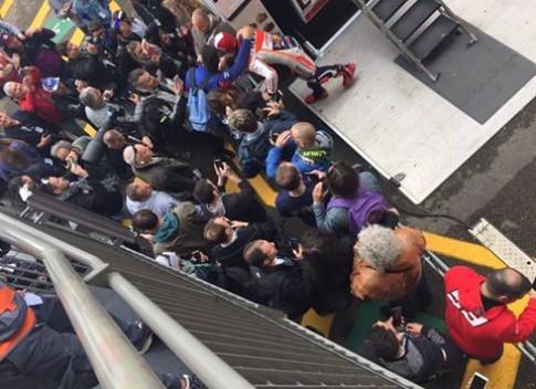 Jorge Lorenzo và Marc Marquez mỗi người một vệ sĩ riêng tại Grand Prix Italia cuối tuần này