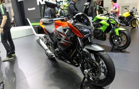 Kawasaki Z250 cho nguoi moi choi xe phan khoi lon