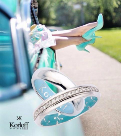 Korloff - trang sức kim cương tinh xảo
