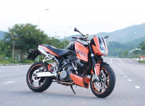 KTM Super Duke 990 - hang hiem tai Viet Nam