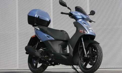 Kymco Agility 125 R16 – xe ga Dai Loan ban chay tai Italy