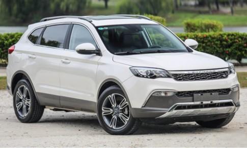 Leopaard CS10 gia 27.000 USD - xe Trung Quoc dau Honda CR-V