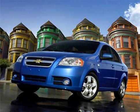 Malaysia se la trung tam san xuat Chevrolet