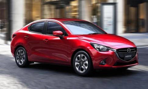 Mazda2 sedan - tiep noi truyen thong Mazda3