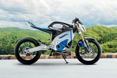 Môtô điện Yamaha có thể ra mắt đầu 2016