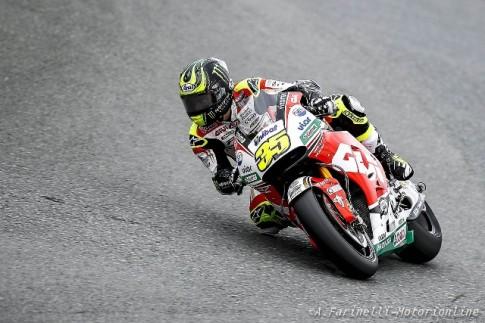 MotoGP: lần về nhì này của Cal Crutchlow cũng là đáng để lâng lâng hạnh phúc rồi