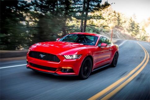 Mustang va Camaro cung su dung hop so 10 cap