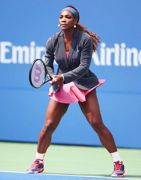Ngam mot Serena Williams goi cam khac la o doi thuong