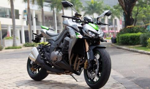 'Ngôi sao' Kawasaki Z1000 - môtô ăn khách tại Việt Nam
