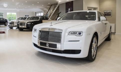 Nha giau Trung Quoc ngung mua Rolls-Royce vi so bi chu y