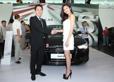 Nhung guong mat dai dien cua Audi tai Viet Nam
