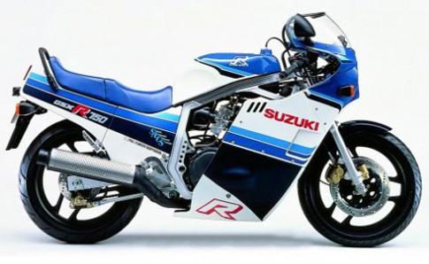 Nhung moc lich su cua sieu moto Suzuki GSX-R serie