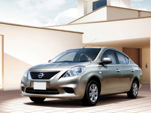 Nissan hoi sinh Sunny tai Viet Nam
